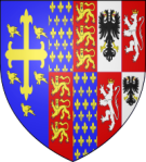 An image of Arms of Anne of Bohemia