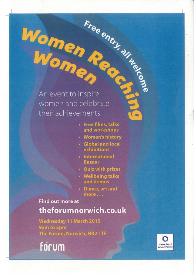 Women Reaching Women poster